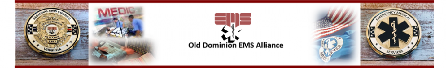 Old Dominion EMS Alliance, Inc  | Serving Planning Districts 13, 14